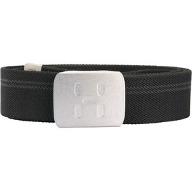 Haglöfs Stretch Webbing Belt True Black